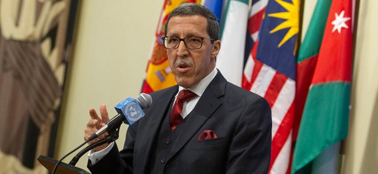 Commission de la consolidation de la paix : Omar Hilale réélu pour la 5e année à l'ONU