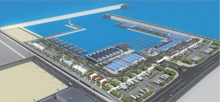Port de Casablanca : tous les chantiers seront livrés au plus tard en 2022