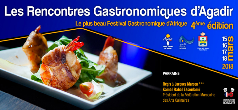Rencontres culinaires à Agadir