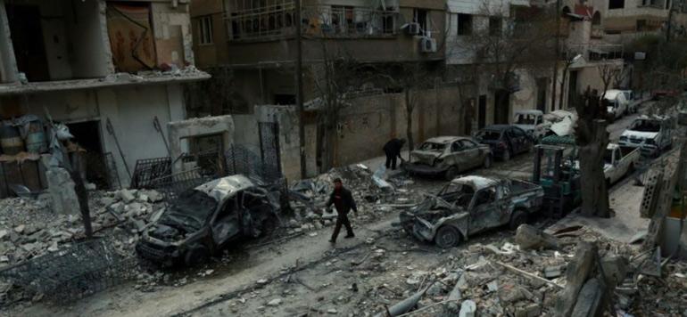 Syrie : Des centaines de civils tués dans la nouvelle offensive militaire contre la Ghouta orientale