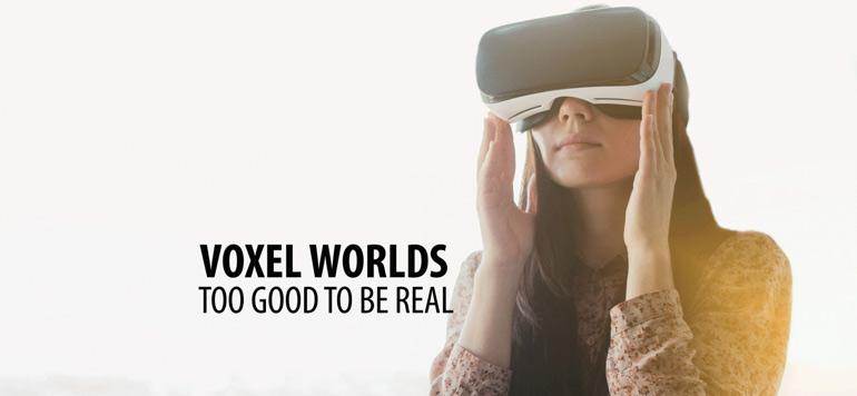 Voxel Worlds : Transforme la manière dont l'immobilier se vend et s'achète au Maroc