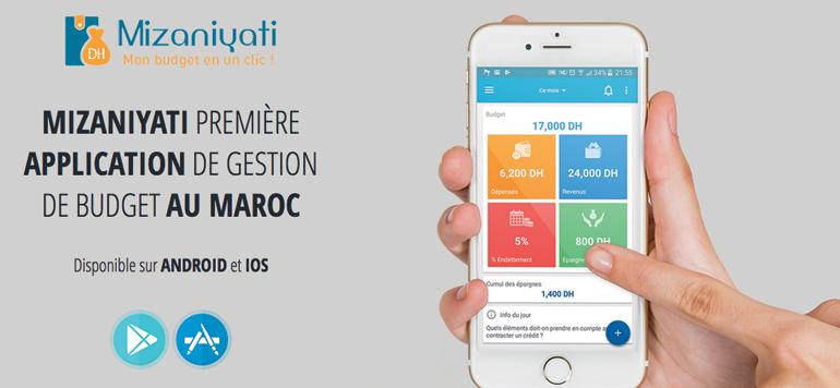 Mizaniyati, une nouvelle application pour renforcer l'inclusion financière