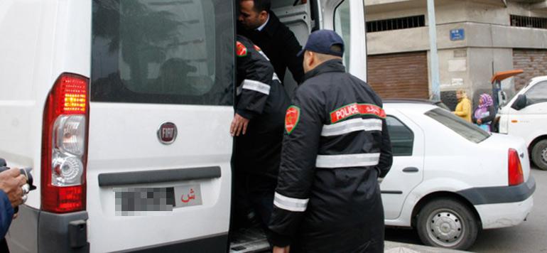 Marrakech: Quatre filles arrêtées pour vol sous la menace de l'arme blanche