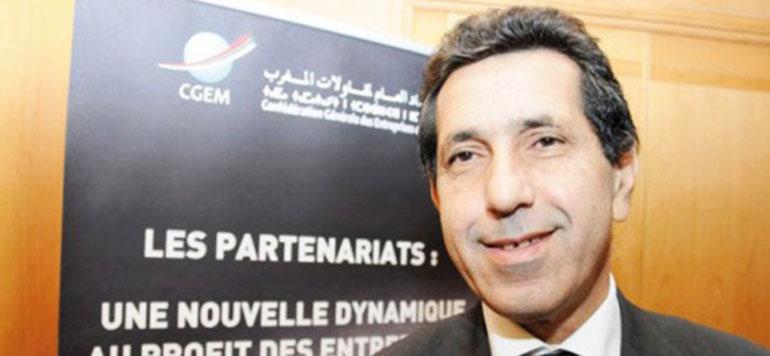 Présidence de la CGEM. Faïçal Mekouar, colistier de Mezouar
