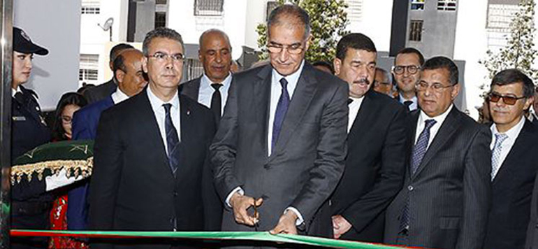 Casablanca : Inauguration du district de police « Errahma »