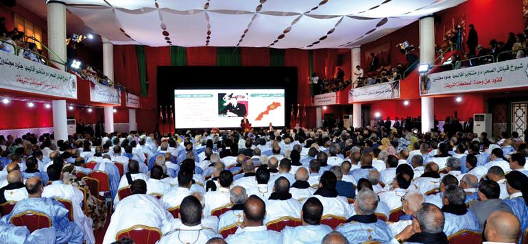 Sahara : une riposte politique depuis Laâyoune