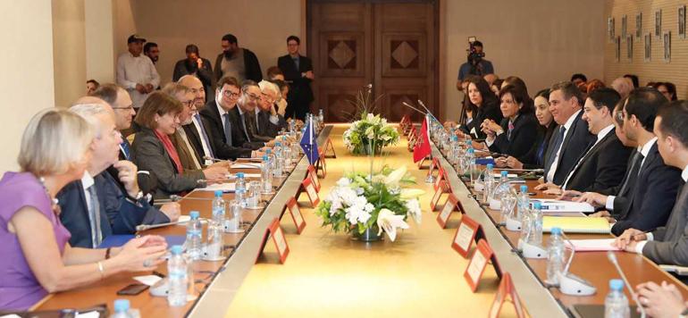 Lancement des négociations pour le renouvellement de l'accord de pêche Maroc-UE