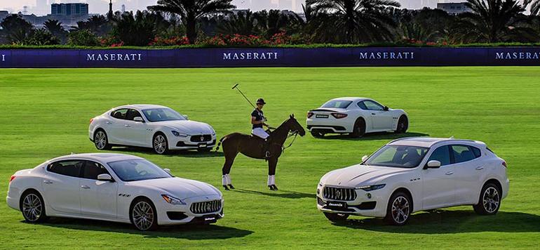Le «Maserati Tour» se poursuivra à Tanger, Agadir et Rabat