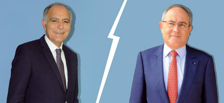 Présidence de la CGEM : Salaheddine Mezouar/Hakim Marrakchi, le face-à-face