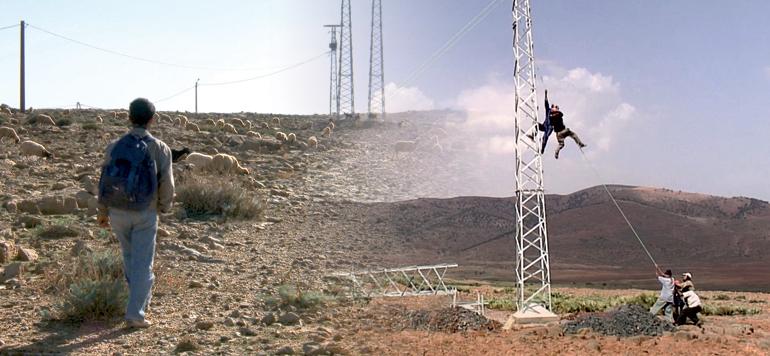 «Pastorales électriques» : quand l'exode avance sur le fil
