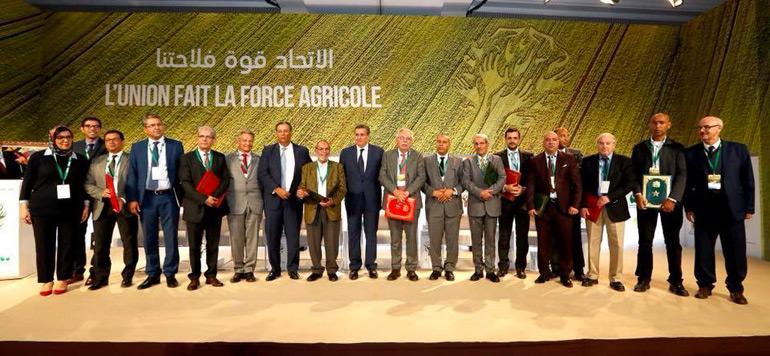 Plan Maroc Vert : 49 000 agriculteurs agrégés