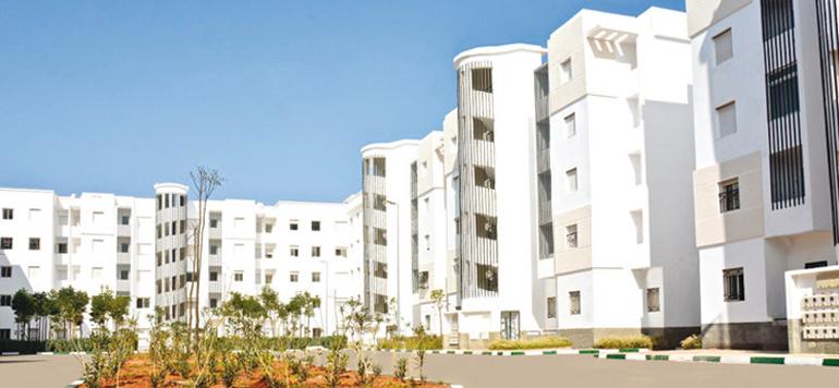 Résidences Dar Saada : près de 4 600 unités, tous segments confondus, seront achevées en 2018