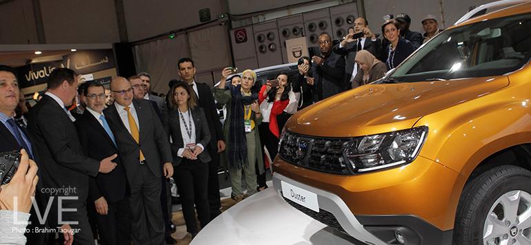 Casablanca : ouverture de la 11è édition du Salon Auto Expo 2018