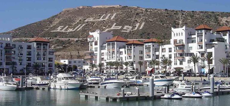 Agadir fête la mer