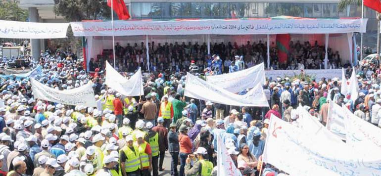 Dialogue social : l'UMT rejette l'offre du gouvernement