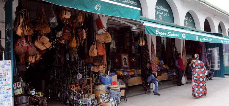 Tourisme : les bazaristes de Casablanca désœuvrés,  ceux de Marrakech s'en sortent mieux