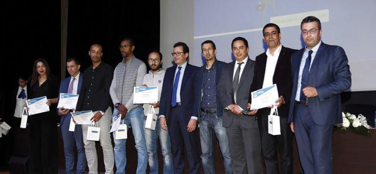 Première promotion du Club de l'entrepreneuriat de BMCE Bank
