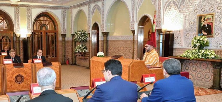 Sa Majesté préside à Rabat un Conseil des ministres