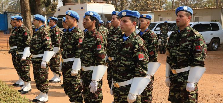 Maroc-ONU : des Casques bleus héroïques !