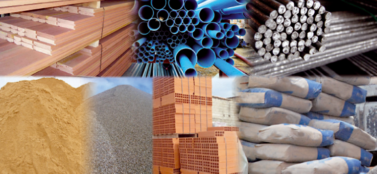 Vents contraires pour le secteur des matériaux de construction
