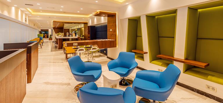 Un nouveau salon Pearl Lounge à l'aéroport de Rabat-Salé