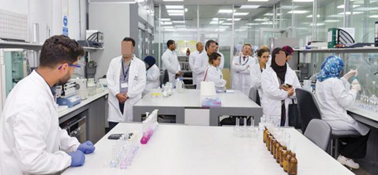 SGS ouvre un multilaboratoire privé à Casablanca