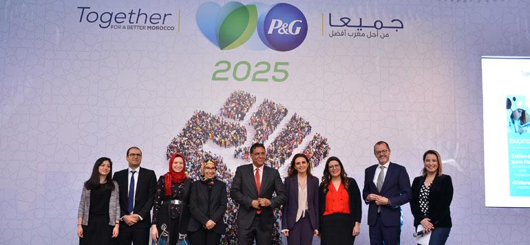 Education, sport et solidarité, les trois axes de la stratégie RSE de P&G Maroc