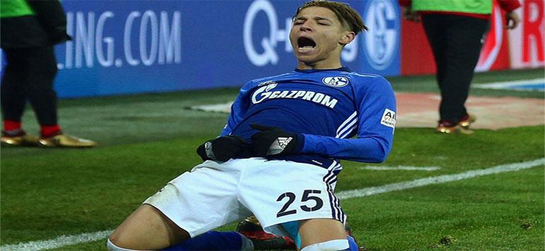 """Lions de l'Atlas : Amine Harit désigné """"rookie"""" de l'année en Bundesliga"""