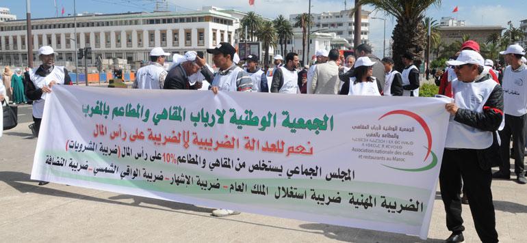 Casablanca : Le bras de fer continue entre les cafetiers et le conseil de la ville