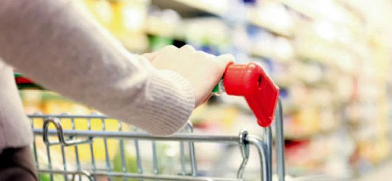 Forte hausse de l'indice des prix sur les quatre premiers mois