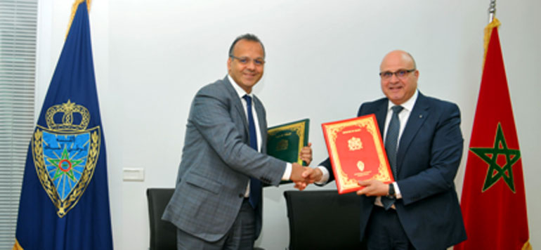 Tanger : Renault Maroc et la Douane s'allient contre la contrefaçon