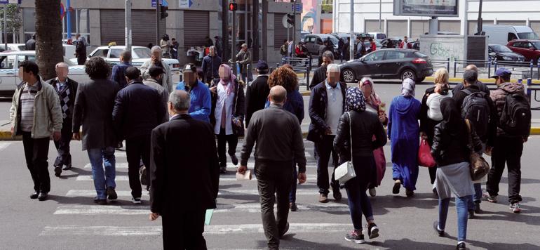 Seulement 45% de la population active a un niveau de diplomation en conformité avec la profession exercée !