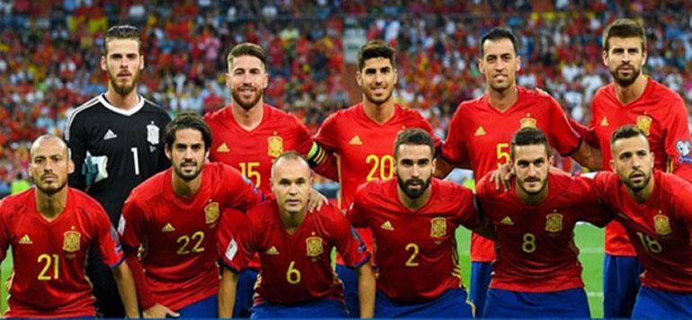 Mondial-2018 : Lopetegui dévoile la liste des 23 joueurs de la sélection espagnole