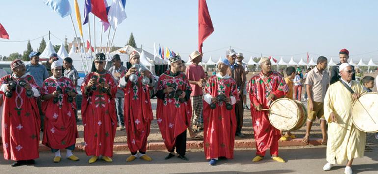 Cultures et entrepreneuriat au coeur du Festival Al Haouz