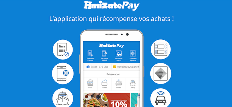 Hmizatepay, la nouvelle application multi-services de Hmizate