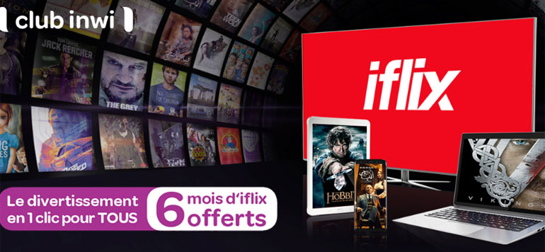 IFLIX INWI TÉLÉCHARGER