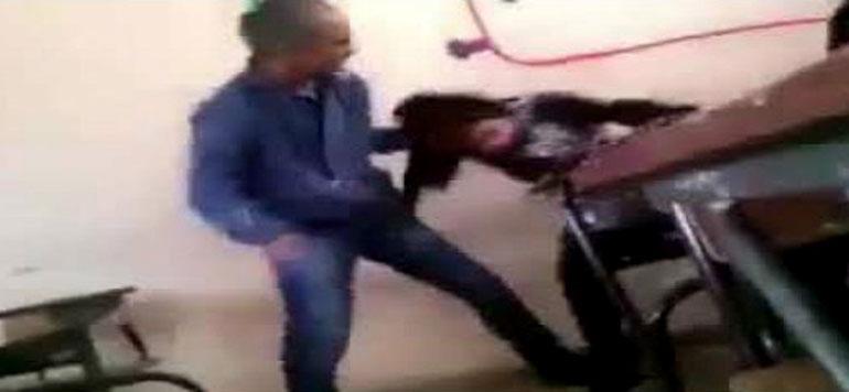 Élève agressé Khouribga : ouverture d'une enquête à l'encontre du professeur
