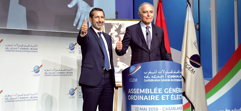 CGEM : Salaheddine Mezouar élu, et maintenant ?
