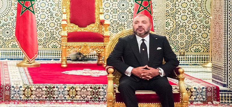 Le Roi Mohammed VI ordonne le déploiement d'un hôpital de campagne à Gaza