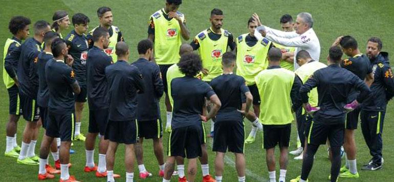 Mondial 2018 : La liste des 23 du Brésil