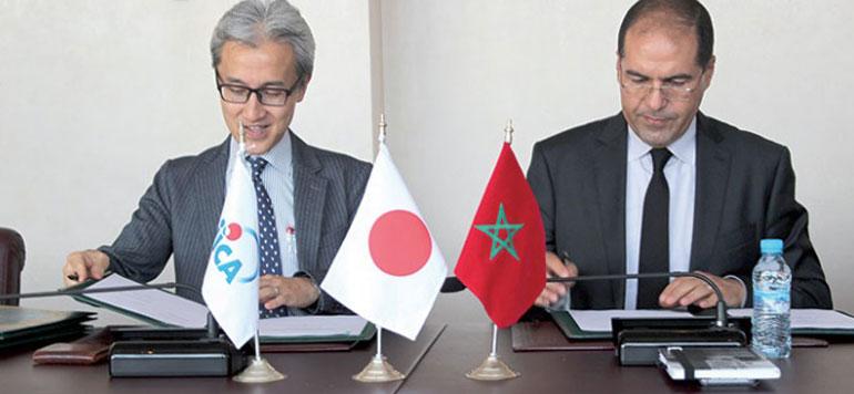 Le Japon consolide sa coopération avec le Maroc
