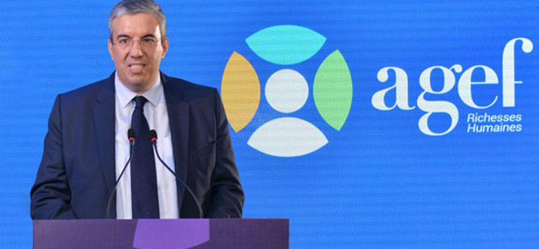 Fonction RH : Entretien avec Zakaria Rbii, Président de l'AGEF