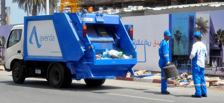 Casablanca : le Conseil de la ville et Averda résilient leur contrat de propreté