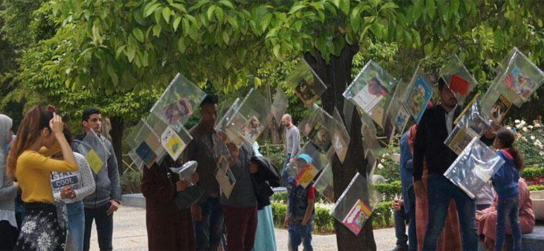 Casablanca : Lancement de l'initiative «L'arbre aux livres»