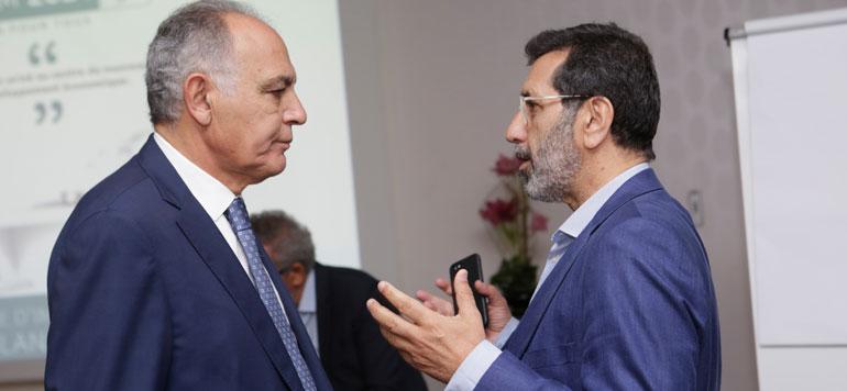 Salaheddine Mezouar nouveau président de la CGEM
