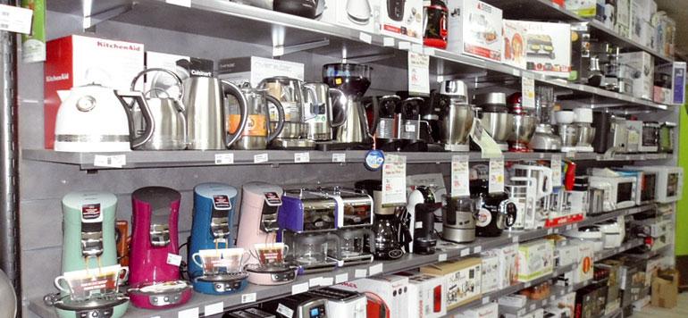 Changement de distributeurs dans le secteur du petit électroménager