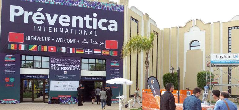 Préventica Maroc 2018 : près de 5 000 professionnels présents