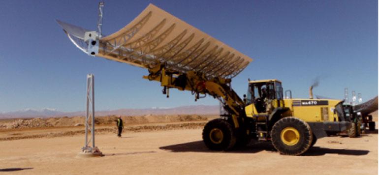 Après le complexe solaire Noor, le groupe espagnol Sener lorgne le projet Gas to Power