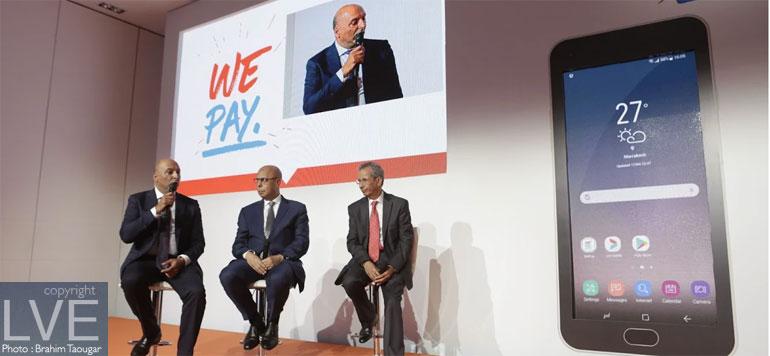 Paiement mobile : CIH lance le porte-monnaie électronique WEPAY