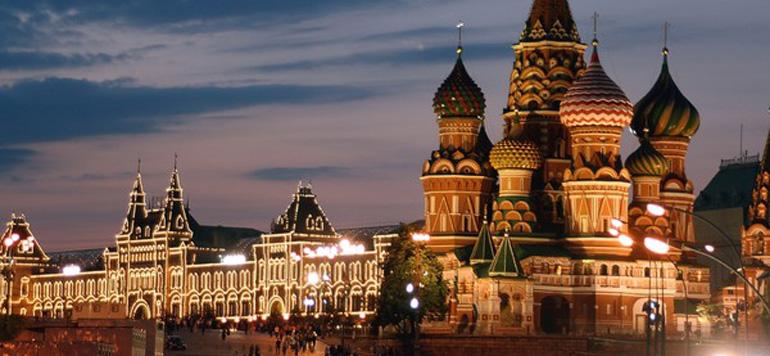 Moscou : Profitez des attractions touristiques !